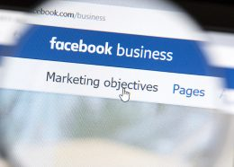 Marketing Objectives Pages